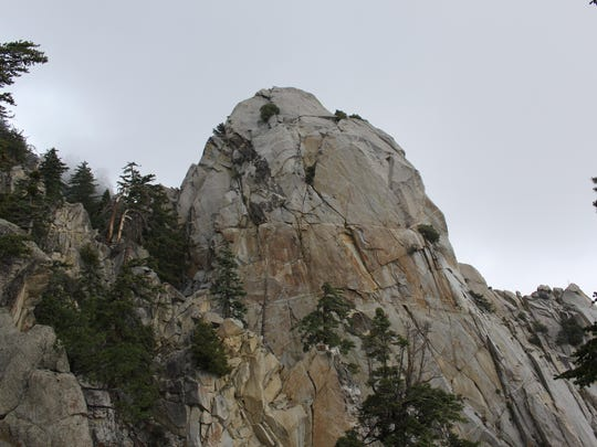 Coffman's Crag marks the start of the rigorous climb at the end of the Skyline Trail. It's among the most challenging hikes in the nation, experts say.