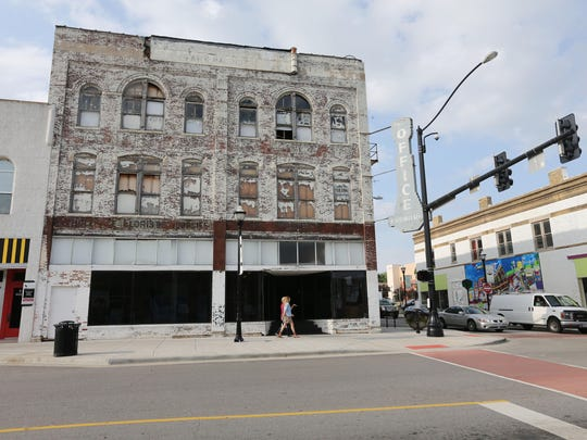 An owner of the building at Walnut and Campbell Avenue says he is open to new use of the building.
