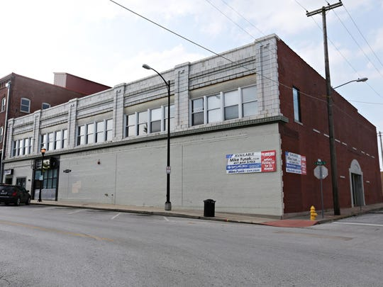The building for sale at 220 W. Walnut Street has a lot of potential, said Rusty Worley, executive director of the Downtown Springfield Association.