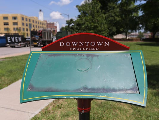 DowntownMapStand