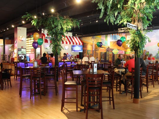 J. Gumbo's officially opened to the public Aug. 13.