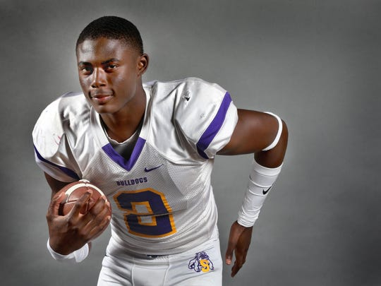 Smyrna's Ikenna Okeke is the defensive leader for the Bulldogs after recording 62 tackles with five interceptions one year ago.