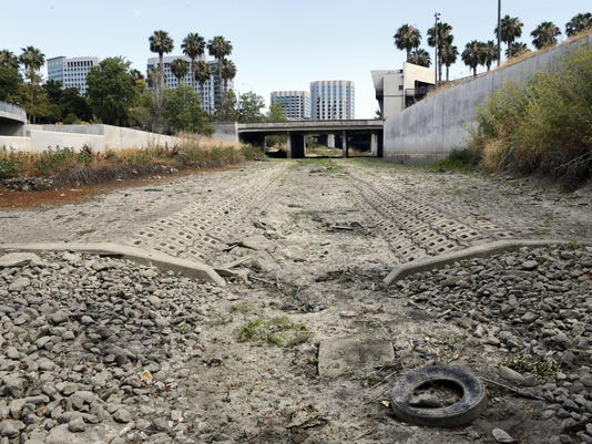 California Drought Crises to Come