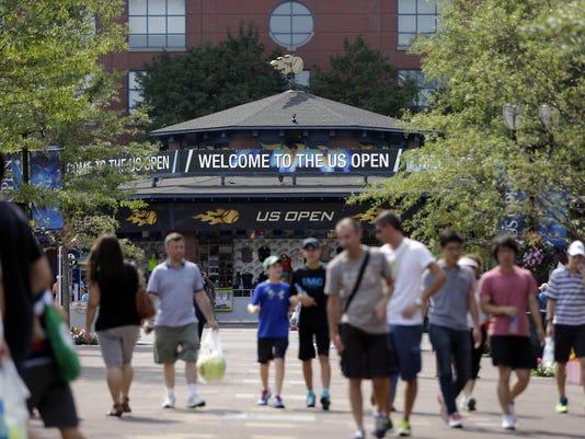 US Open Tennis (2)