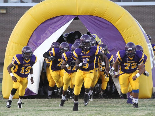 Ouachita Parish VS Wossman, 9/27