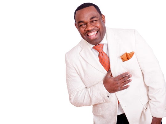 Comedian Rodney Perry is at Chuckles Comedy House in Cordova this weekend.