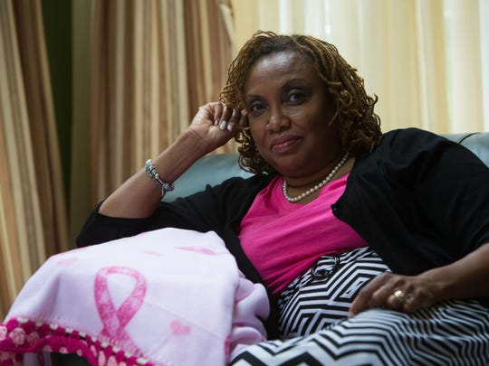 breast cancer, Lora White-Green