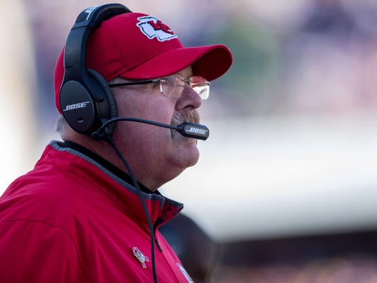 NFL: Kansas City Chiefs at Minnesota Vikings