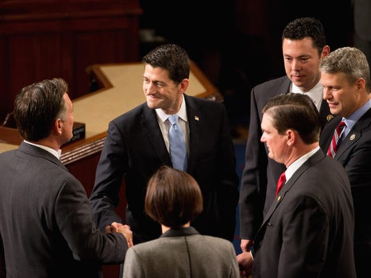Paul Ryan, Jason Chaffetz