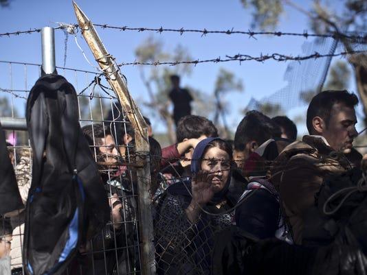 GOP 2016 Refugee Politics