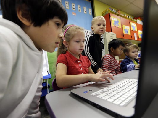 Computing In Kindergarten
