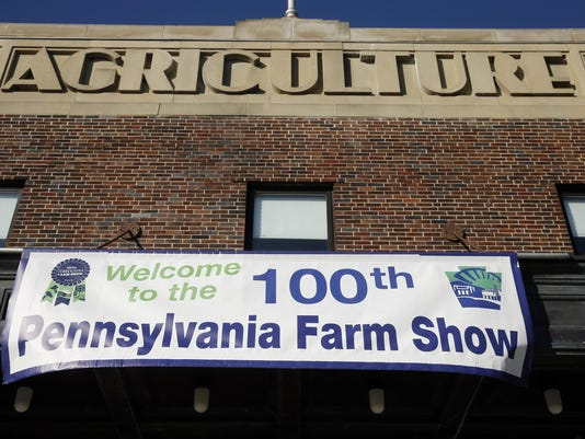 100Th Pennsylvania Farm Show