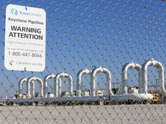 Keystone Pipeline Law_Roku