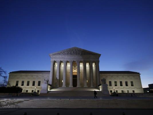 Supreme Court Battle Royale