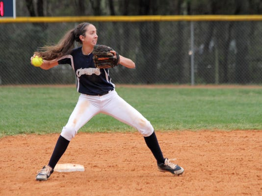 BMN 022516 Montreat softball