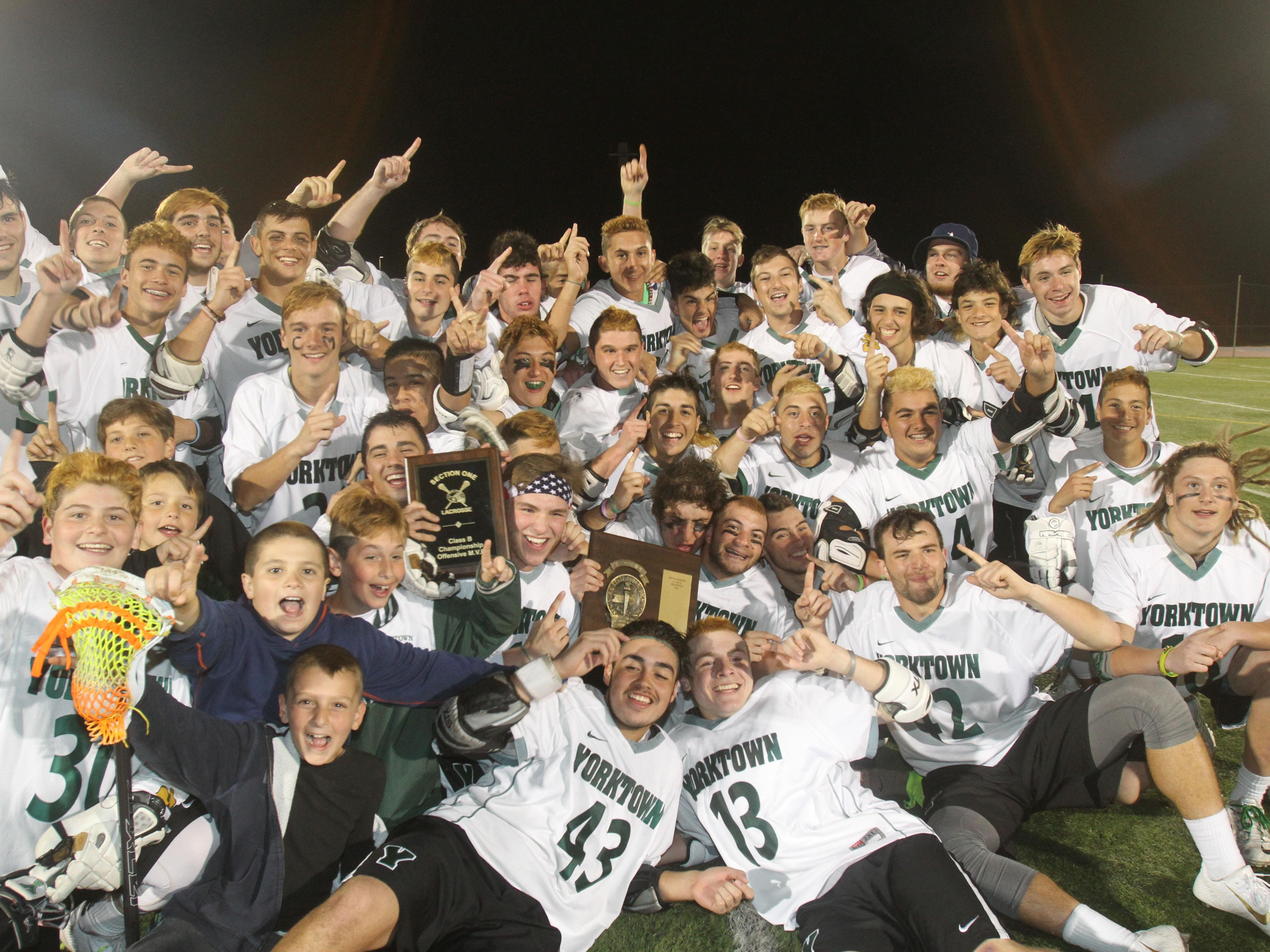 Yorktown continues to set the standard. The Huskers over the years have won 38 Section 1 and seven NYSPHSAA titles.