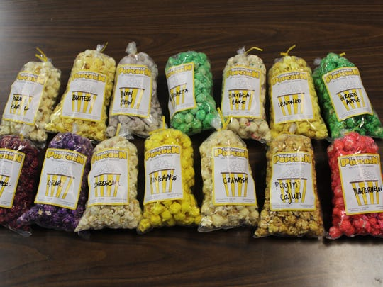 Sugarwalk Popcorn is Shreveport's newest snack shop. It offers more than 50 flavors of popcorn, plus bulk candy and specialty sodas.