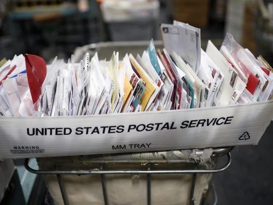 The U.S. Postal Service