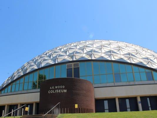 MC A.E. Wood Coliseum