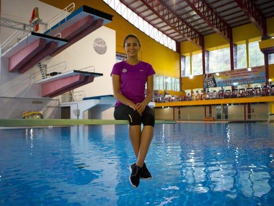 Mexico Olympics Paola_Vazq
