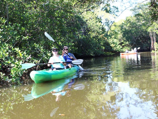 Southwest Florida Conservancy members can launch from the Allyn Family Lagoon and enjoy a two-hour kayak trek exploring a pristine mangrove estuary. Paddle down the Gordon River and discover the hidden treasures of this brackish water habitat, which provides sanctuary for many Florida native species. Must register in advance, space limited. Call 239-262-0304 ext. 319.