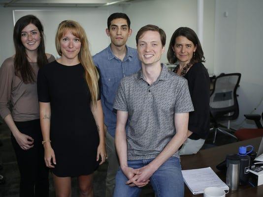 Dave Burdick,Ashley Dean,Chloe Aiello,Adrian Garcia,Erica Meltzer