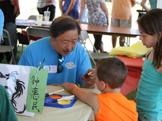 Calligraphy, painting and other activities for children will be featured during the Dragon Boat Festival.