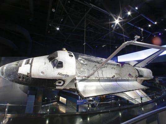 Space Shuttle Anniversary