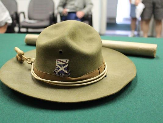 WWI hat