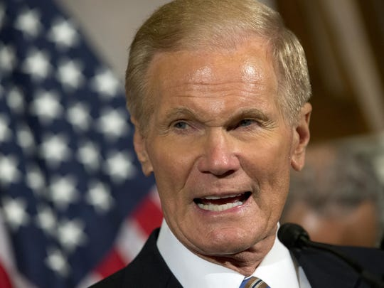 Florida's other senator, Democrat Bill Nelson, was also one of the 97 senators who voted to override President Obama's veto of JASTA.