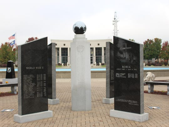 The The Boone County Veterans Memorial, located on Veterans Memorial Drive in Florence, is a tribute to all veterans who have served and are currently serving in the armed forces.