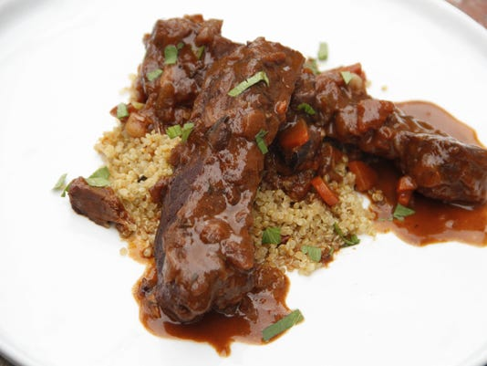 Food Healthy Braised Beef (2)