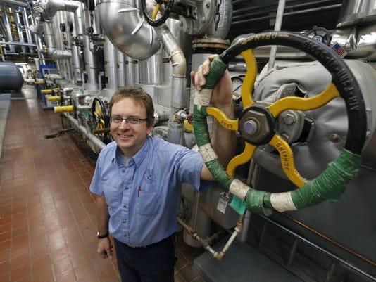 Hot Jobs: Boiler room operator, stationary engineer