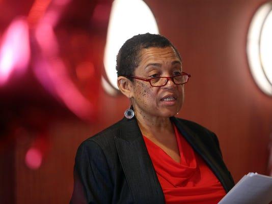 Morristown Mayor Michelle