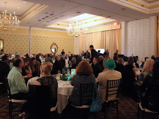 The St. Patrick's Gala was the dream of the late Springfield