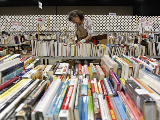Proceeds from the book sale go to support the services,