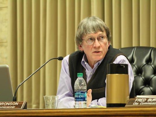 Commissioner Bill Bronson