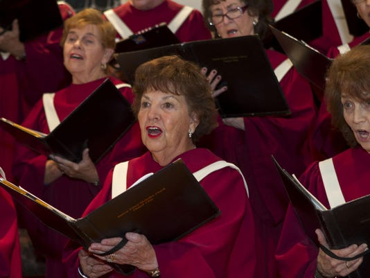 Suntree United Methodist Chancel Choir