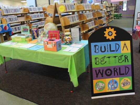 Build A Better World Table