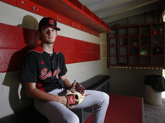 Former NFC pitcher Cole Ragans became the second area high school player ever selected in the first round of the MLB draft when he was taken No. 30 overall by the Texas Rangers on June 9, 2016. Ragans was the 2016 All-Big Bend Pitcher of the Year after going 9-2 with a 0.90 ERA and 104 strikeouts in 70 innings pitched.