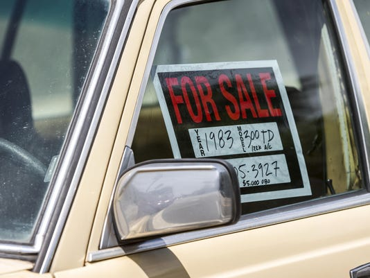 Behind the Wheel-Selling Your Car Safely