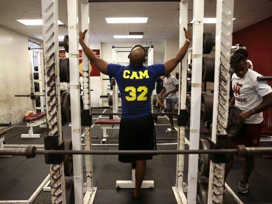WEIGHTS Cam Brown 5