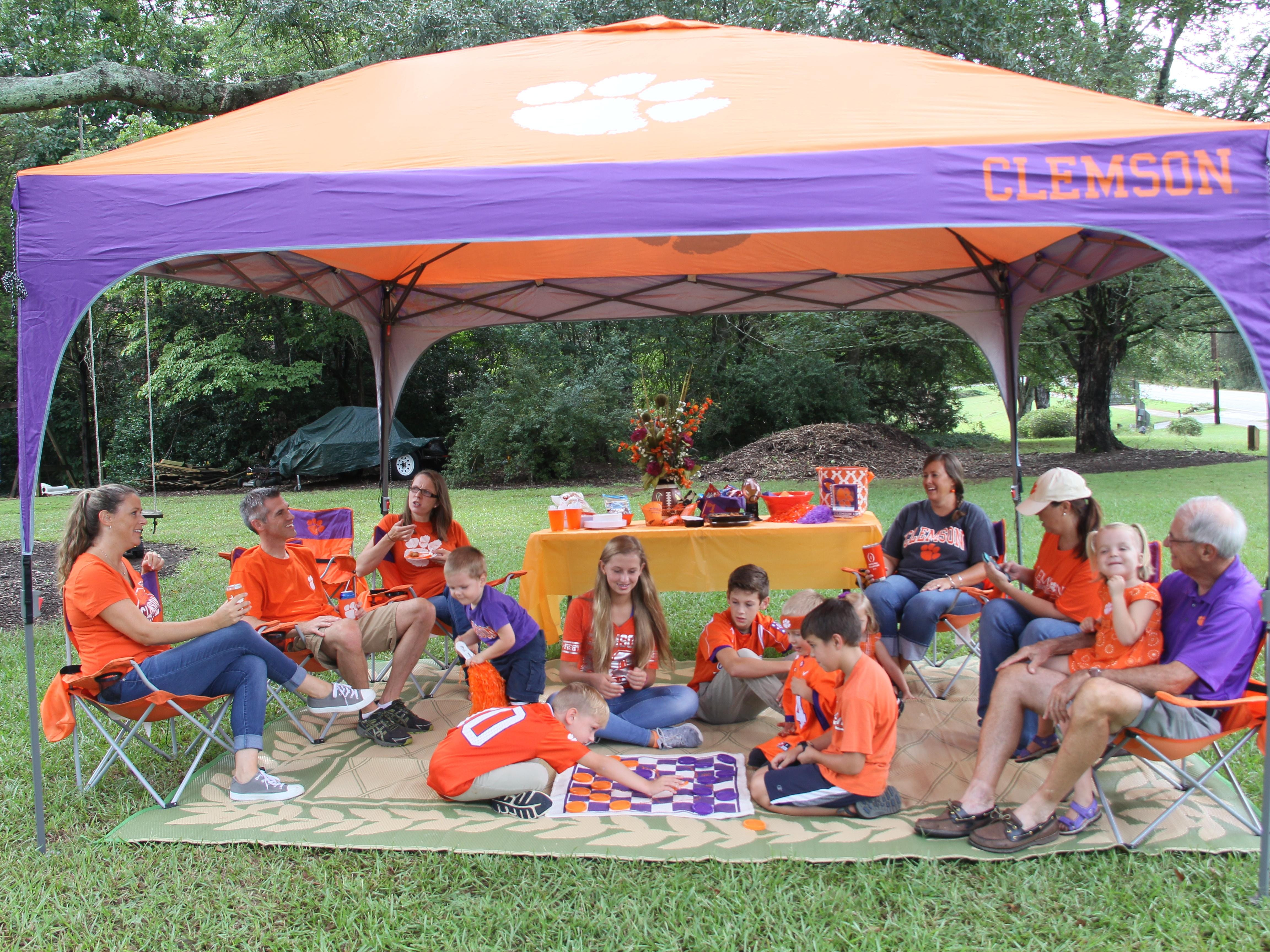 Upstate Parent polled local parents to share some helpful tips for tailgating with children.