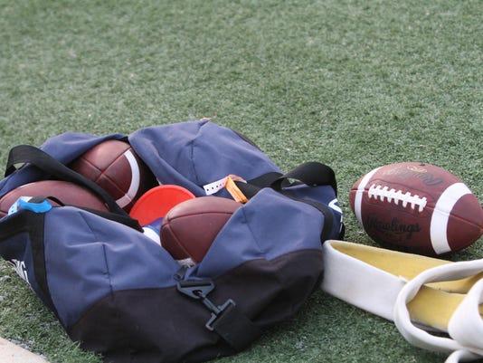 West Monroe Football - Morning Practice -- 9/6
