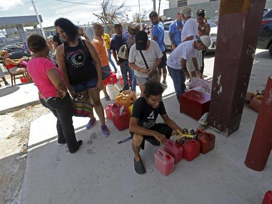 Hurricane Maria San Juan