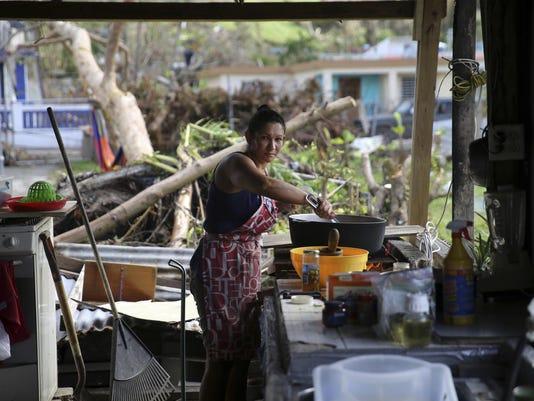 Puerto Rico Urgent Needs