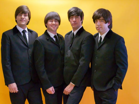 """""""Beatles vs. Stones — A Musical Showdown"""": Renowned tribute bands Abbey Road and Satisfaction will pay tribute to the Beatles and the Rolling Stones, featuring seven songs with McKay Chamber Orchestra, 7:30 p.m., Elsinore Theatre, 170 High St., Salem. $35 to $55. Ticketswest.com, 800 325 7328."""