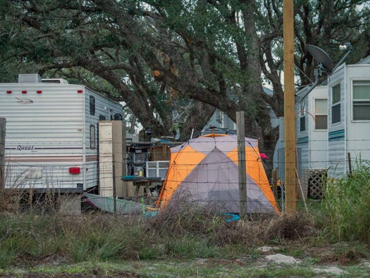 FEMA Trailers Pricey Policy