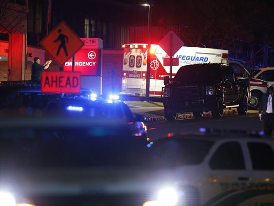 Hospital Shooting Alabama
