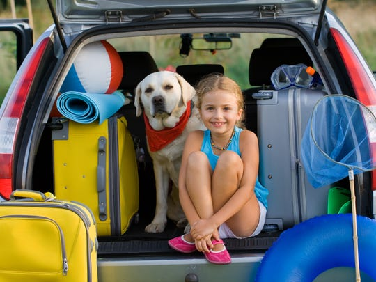 Looking for a summer camp packing list? All The Moms